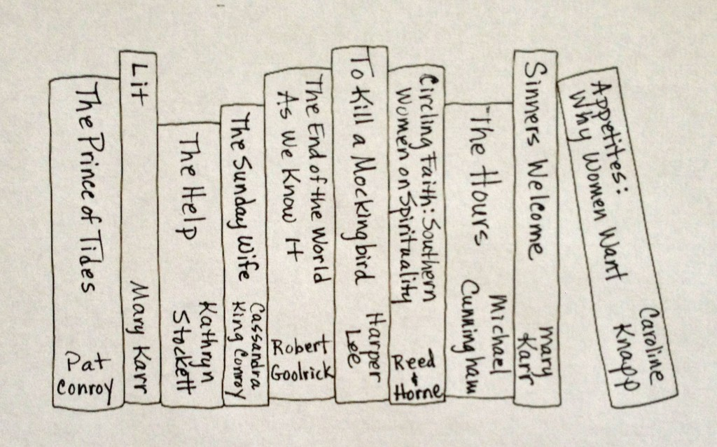 My Ideal Bookshelf: Memphis Edition