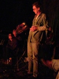 Joe Formichella telilng his Shoe Burnin' story