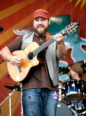 "Zach Brown: ""Live inside this day!"""