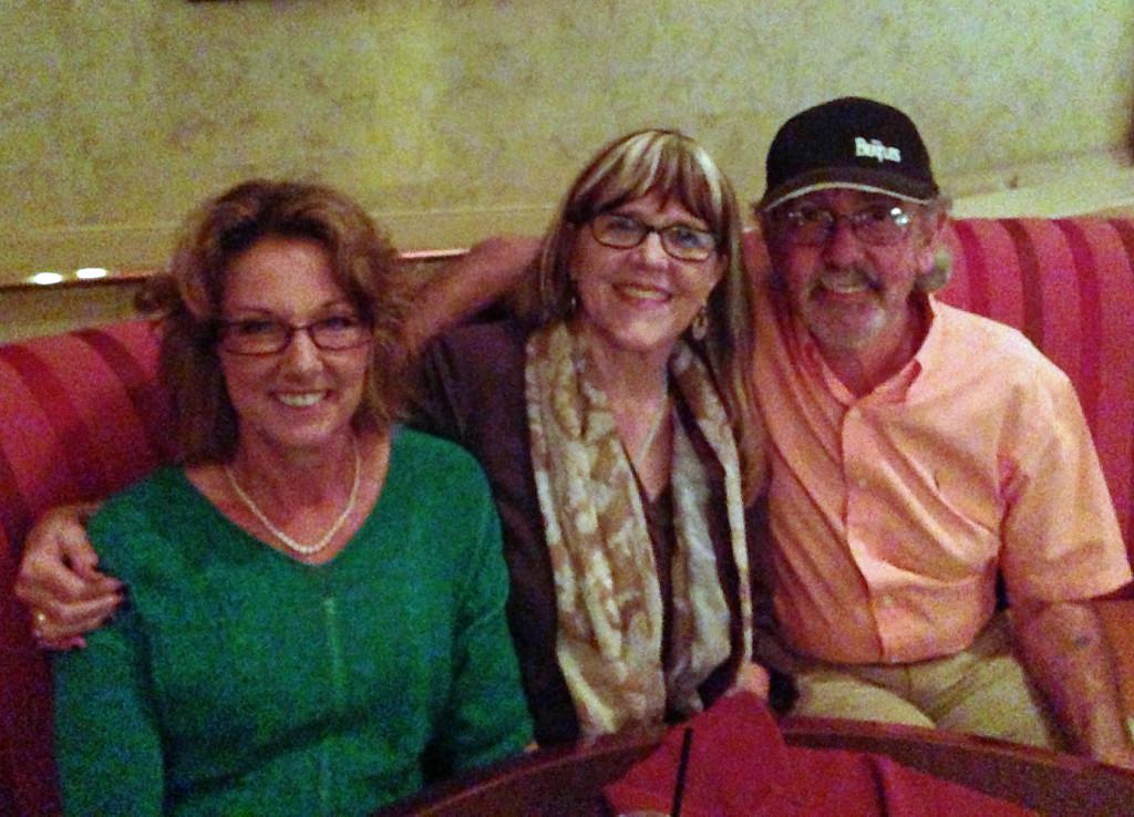 Jackie Lentz Broome, me, Harrell Broome