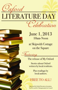 OxfordLiteratureDay