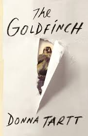Goldfinch cover