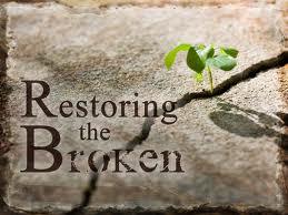 Restoring Broken