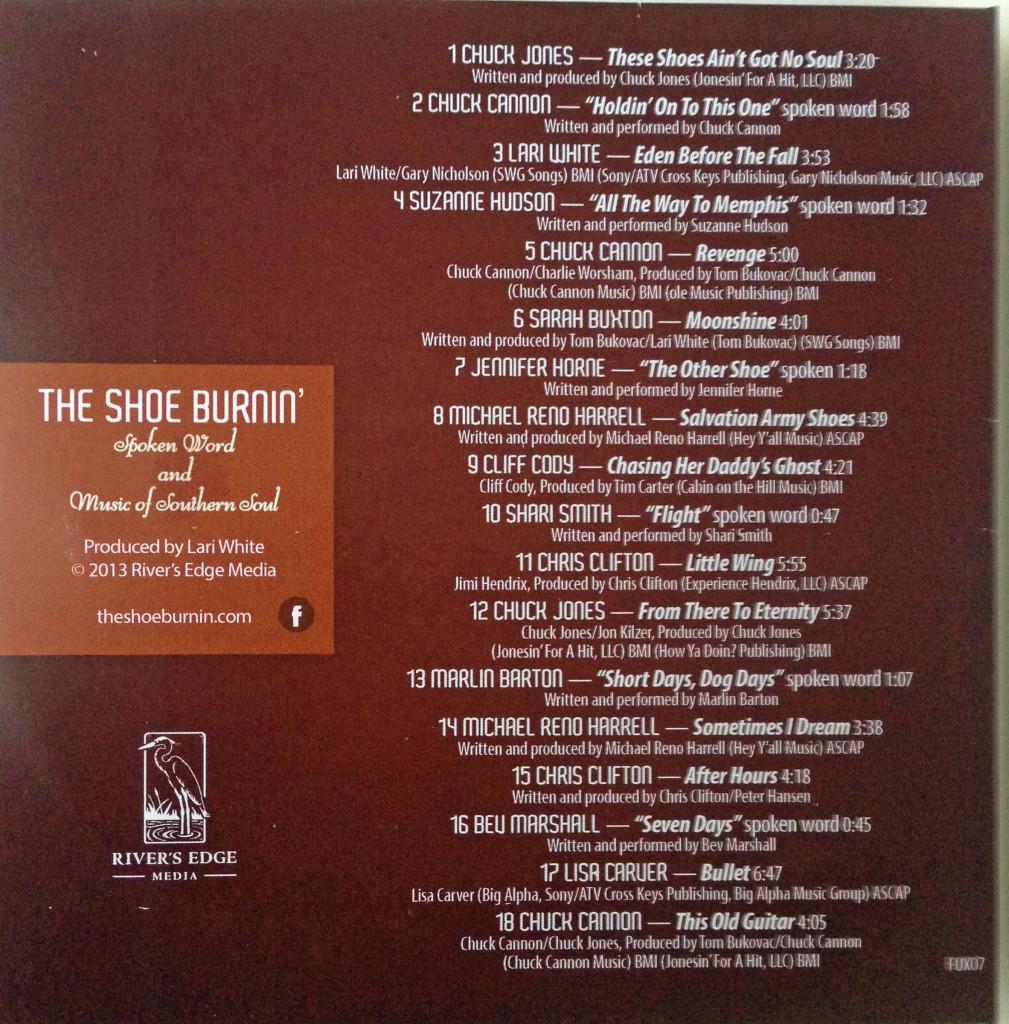 SB CD back