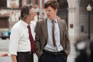 Uncle Charles and Little Charles, played by Chris Cooper and Benedict Cumberbatch