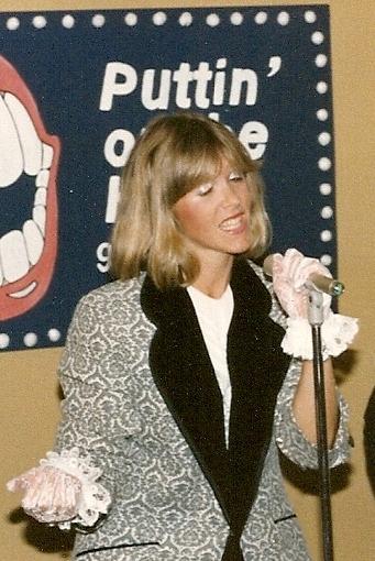 """Lip Syncing Kim Carnes' """"Barking at Airplanes"""" circa 1985"""