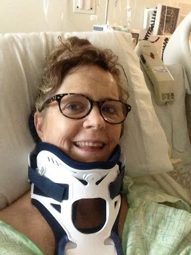 in hospital in FL