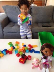Gabby Lego Doc