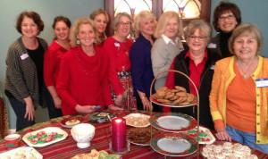 cookie swap ladies