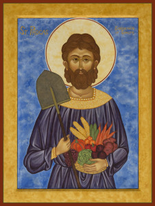 Saint Phocas the Gardener