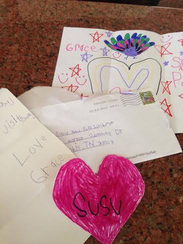 letter Grace