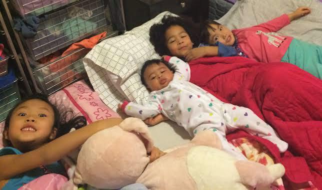grands slumber party