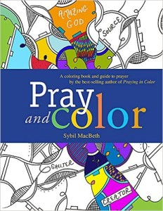 Pray and Color cover