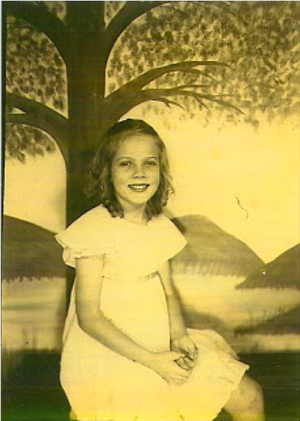 Effie Jeanne Watkins, circa 1938
