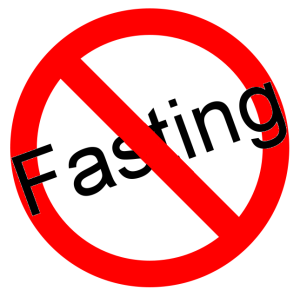 no-fasting-zone