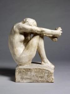 """Despair"" Auguste Rodin"