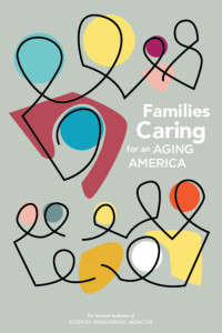 Families Caring report cover