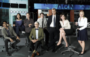 Cast of The Newsroom