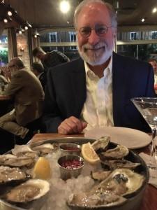 Bill oysters peche