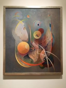 """Abstraction"" by Will Henry Stevens, ca.1940"