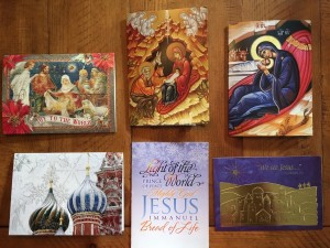 spiritual/religious cards