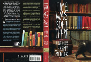 Time Was Soft There / Jeremy Mercer