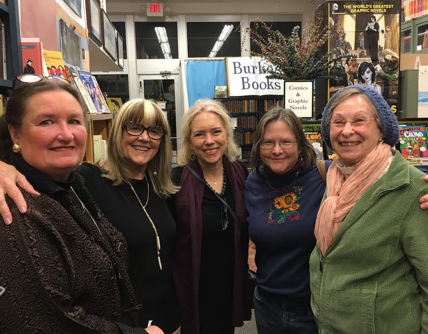 Madeleine, Daphne, Sue, Judy