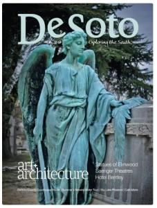 Cover DeSoto Mag May