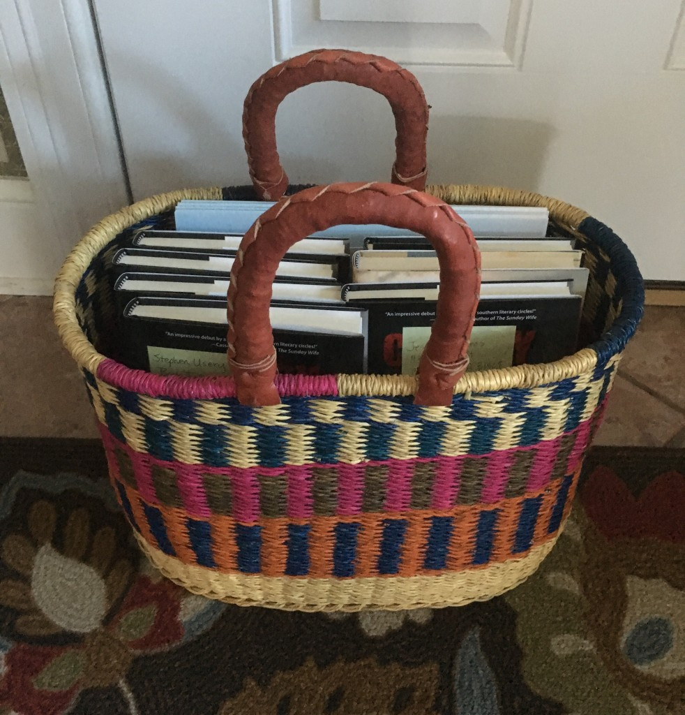 Blessing Basket w books