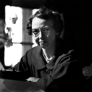 Portrait Of Flannery O'Connor
