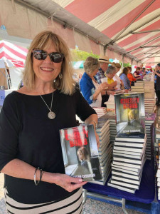 Thanks to Parnassus Books of Nashville for selling our books at the festival!