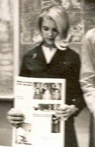 "Feature writer, Murrah ""Hoofbeat,"" 1966-67"