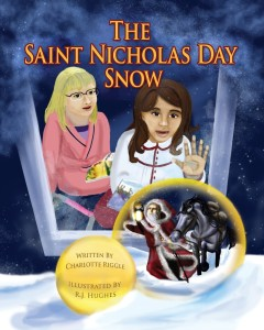 St Nick Day Snow cover
