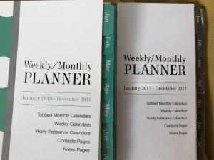 2 calendars