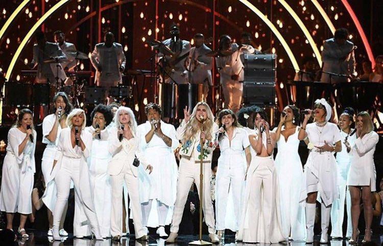 Kesha and company