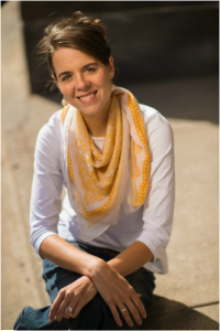 Nicole Roccas, author