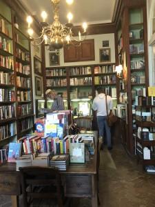 inside Faulkner House Books