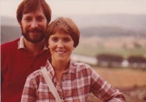 1982 at the Heidelberg Castle