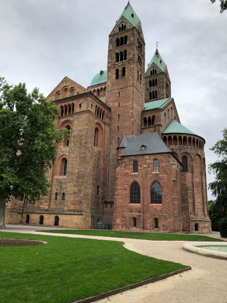 Protestant Church at Speyer