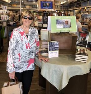 Susan w books 2