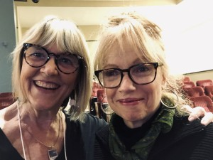 Meeting one of my literary (and mental health) heroes: Rebecca Wells!